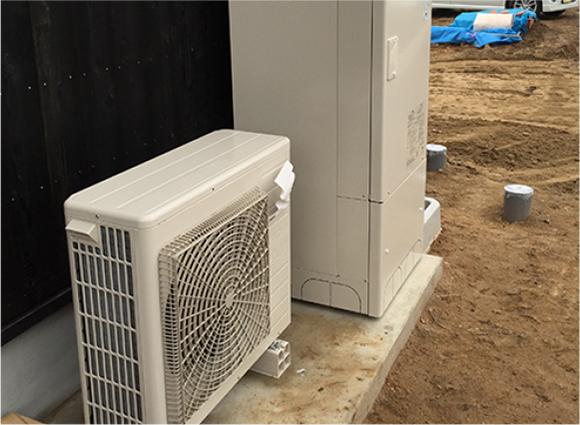 小山市住宅用高効率給湯器設置費補助金事業