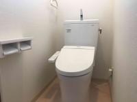汲み取りトイレから水洗トイレへのリフォーム小山市KA様邸