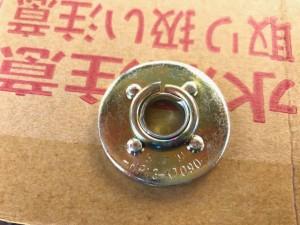 タナカ製の「スプリングワッシャ付き丸座金」