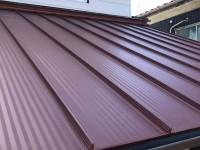 瓦屋根からガルバリウム鋼板屋根へのリフォーム