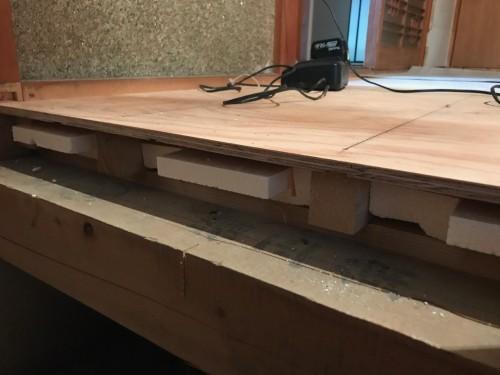 床断熱材 フクビフクフォーム2型