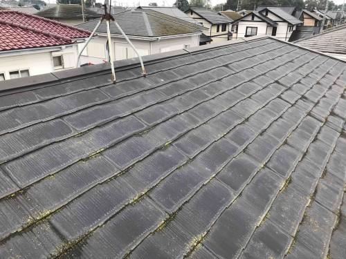 コロニアル屋根の棟が外れてしまう原因